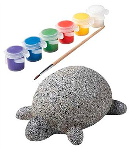 ALEX Toys Craft Rock Pets Turtle