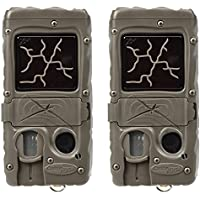 (2) Cuddeback Dual Flash with Cuddelink 20MP Invisible Infrared Game Trail Camera | 1361