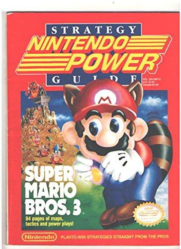 Strategy Nintendo Power Guide Super Mario Bros. 3 (VOL.SG1/NP13) (Super Mario 3 Strategy Guide compare prices)