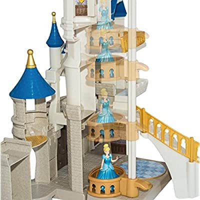 Cinderella Castle Play Set by Walt Disney World: Toys & Games