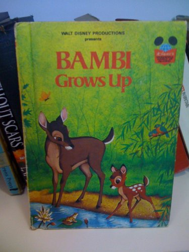 - Bambi Grows Up (Disney's Wonderful World of Reading)
