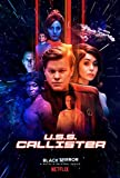 Black Mirror TV Show '' USS Callister '' 12 x 18 Inch Multicolour Rolled Poster