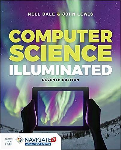 Computer Science Illuminated 5th Edition Pdf