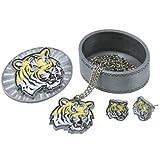 - LSU Fighting Tigers Jewelry Box (Trinket) - NCAA College Athletics Fan Shop Sports Team Merchandise