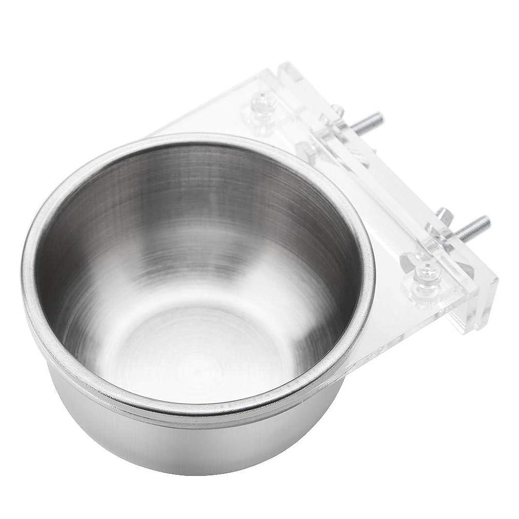 耕す内側前にUEETEK 給水器 小動物?鳥用 水入れ 陶器 水飲みタンク 1合