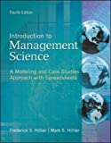 Introduction to Management Science 4th Edition
