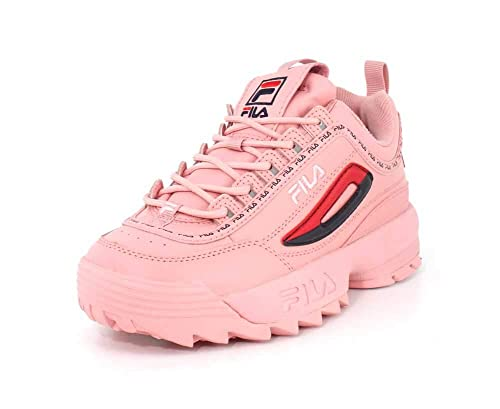 Fila Scarpe Basse Sneakers Donna Rosa (DISRUPTOR-2 ...