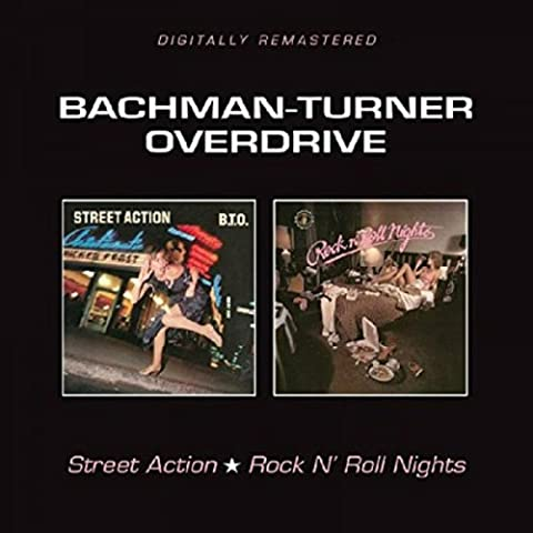 Street Action / Rock N Roll Nights - Action Cd