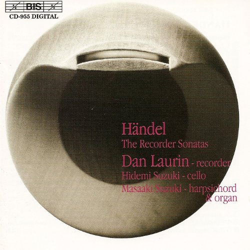 Handel: Recorder Sonatas (The)