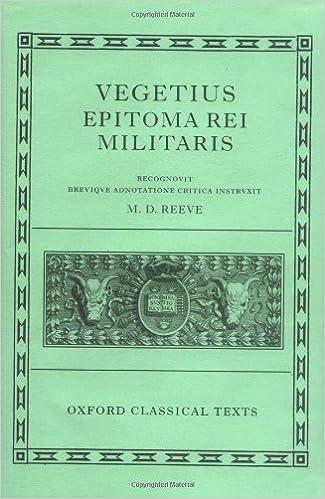 Como Descargar De Utorrent Vegetius: Epitoma Rei Militaris PDF Mega