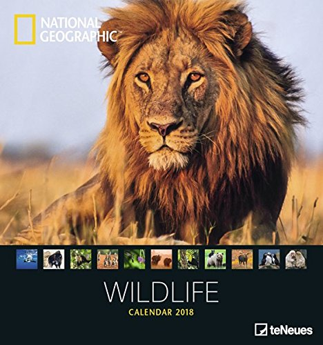 National Geographic Wildlife 2018