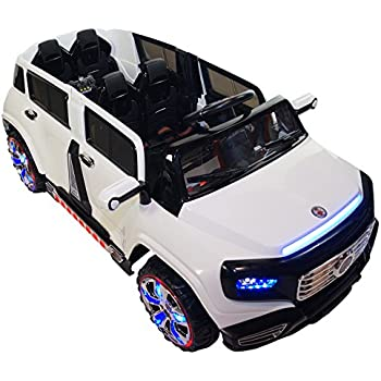 Amazon Com Stunning 2 Seater Big Ride On Suv Style 12v