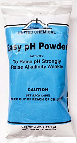 United Chemical EPH-P40 Easy pH Pool Balancer Powder - 6 oz.