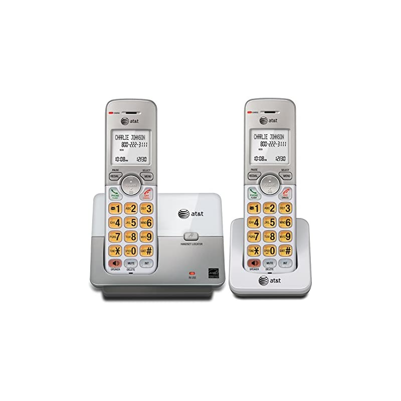 AT&T EL51203 DECT 6.0 Phone with Caller