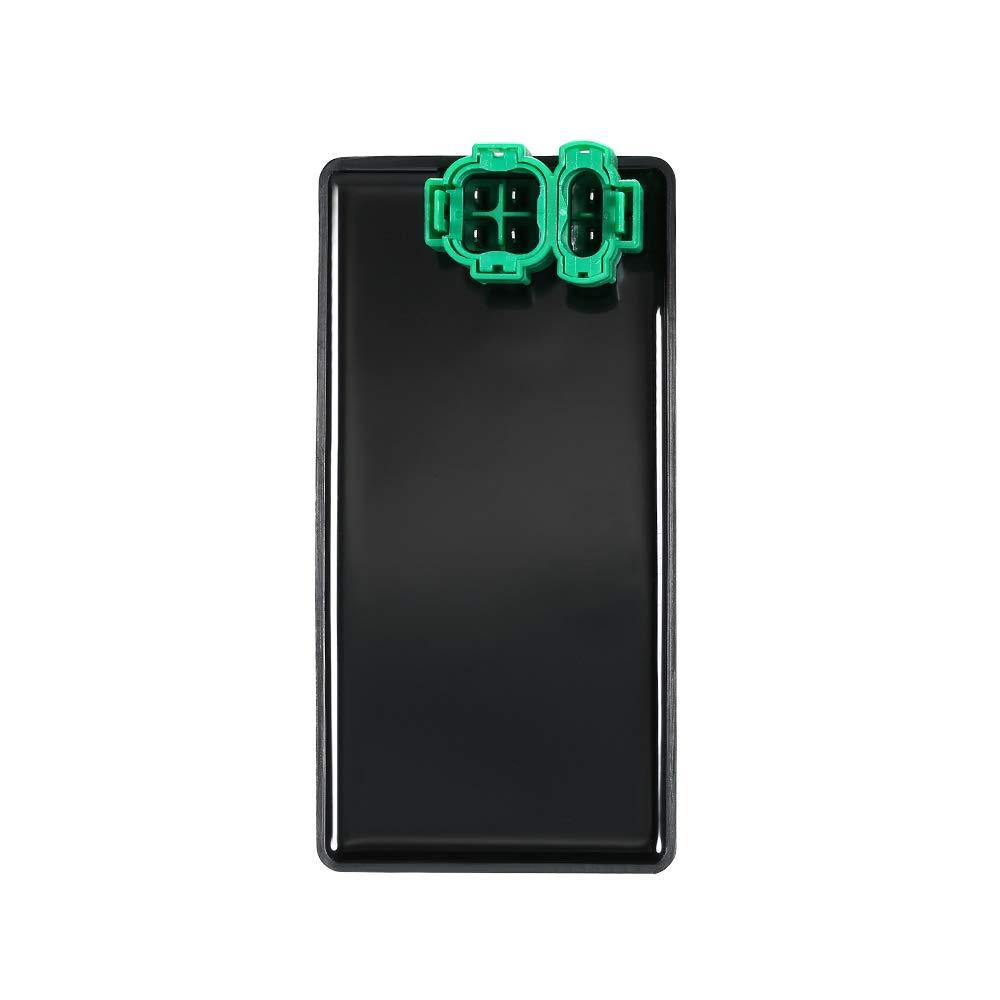 Voupuoda Caja de Encendido CDI Box de Alto Rendimiento para Honda Dominator NX650 NX500 XR650L MN9