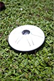 Idiopan 6'' Tunable Steel Tongue Drum - Glow-In-The-Dark White