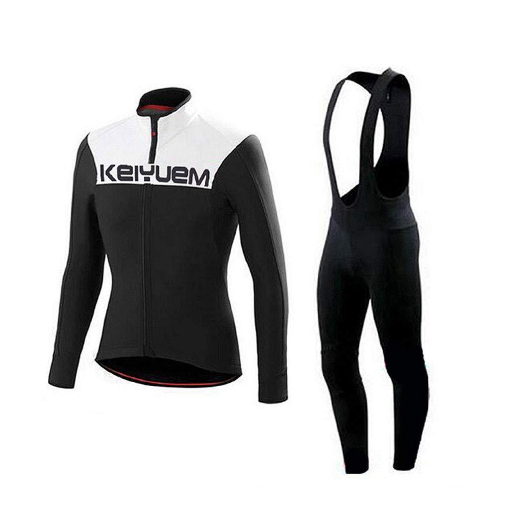 Lilongjiao Männer und Frauen Trikots Full Open Zipper Feuchtigkeitstransport Reiten langärmelige Sportbekleidung