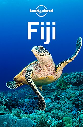 Lonely Planet Fiji Travel Guide ebook product image
