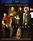Sanctuary: Season 4 [Blu-ray]