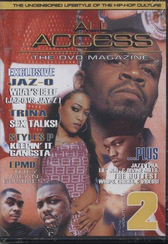 All Access the Dvd Magazine Vol 2