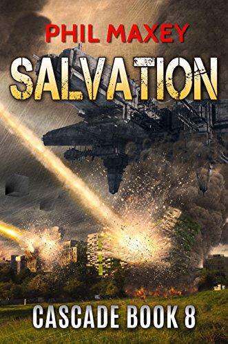 Salvation (Cascade Book 8) ()