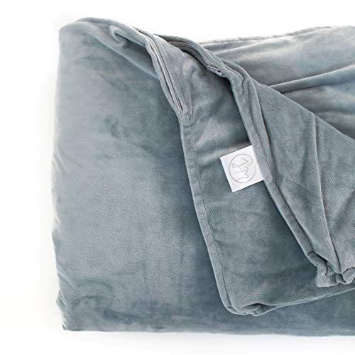 Cheap J&M Premium Minky Weighted Blankets: 60