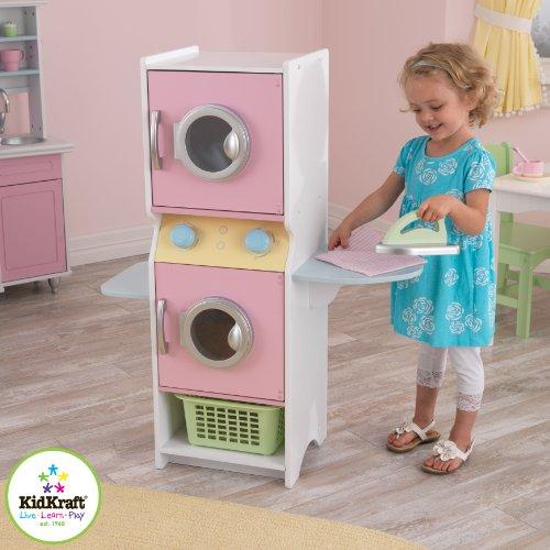 51yaRF6%2BqHL - KidKraft Laundry Playset