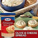 Kraft Cheese Spread, Pimento, 5-Ounce