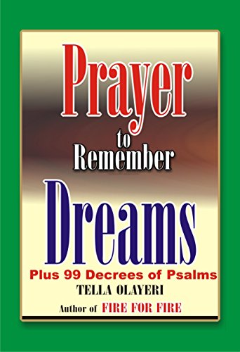 Prayer to Remember Dreams: A dream journal workbook to learn
