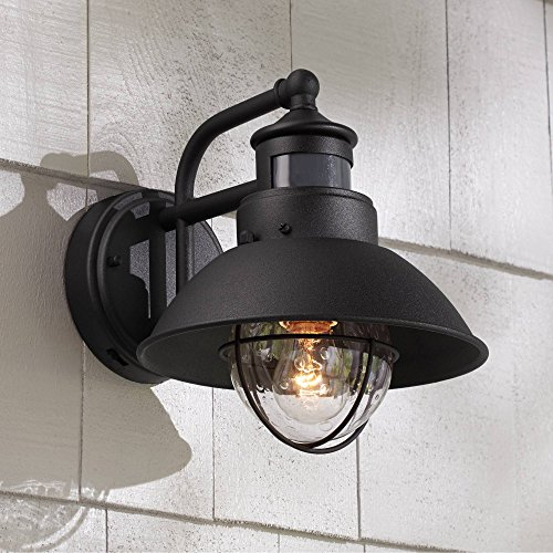 Outdoor Wall Light Fixtures Motion Sensor
