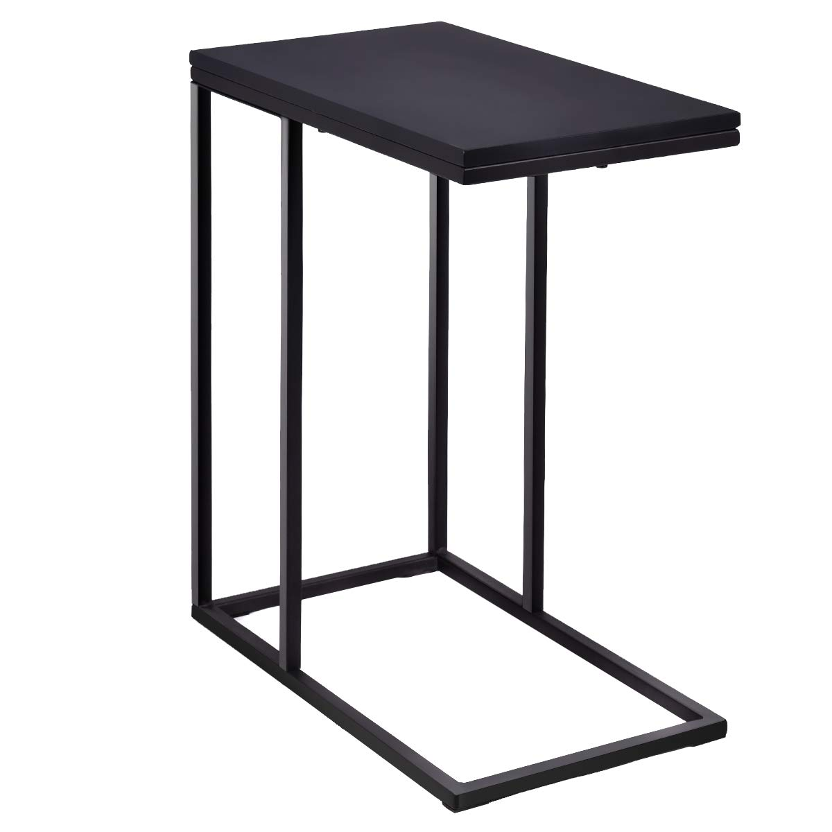 Rebuild Ikea Bar Table Decoration Amazon.com: Tangkula Coffee Tray Sofa Side End Table Ottoman Couch Console  Stand TV Lap Snack, Black: Kitchen u0026 Dining