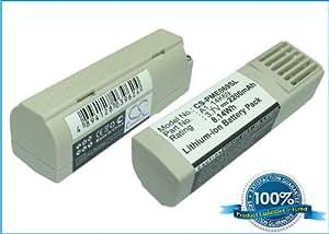 Batería para Pure ONE Mi Radio, 3.7V, 2200mAh, Li-ion