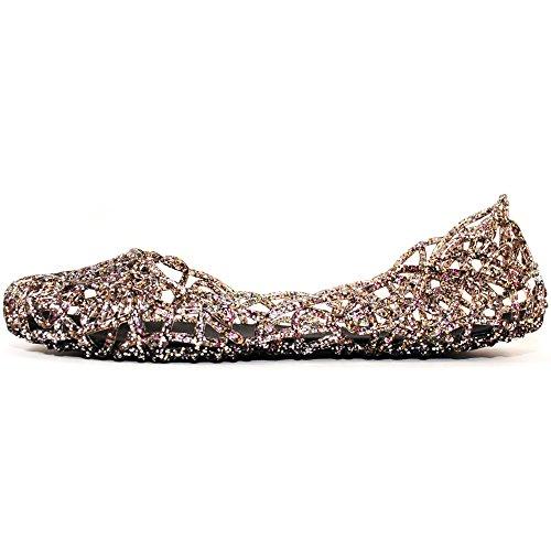 02 Women Flat Sandals - 8