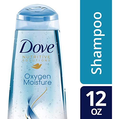 (Dove Nutritive Solutions Shampoo, Oxygen Moisture, 12 Ounce (Pack of 6))
