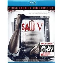 Saw V - 2 Disc Director's Cut [Blu-ray] (2009)