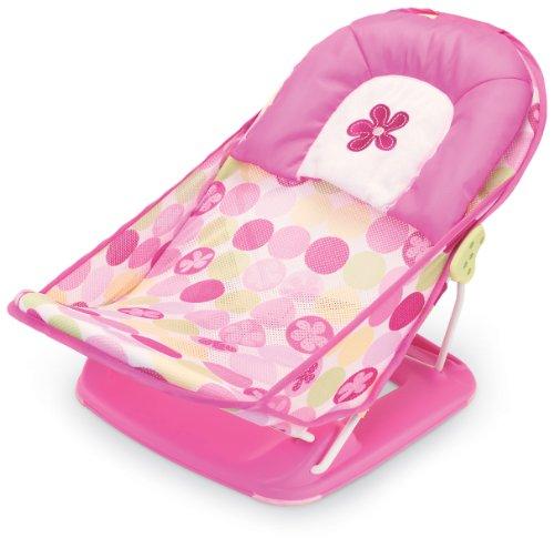 Summer Infant Deluxe Baby Bather (Pink): Amazon.co.uk: Baby