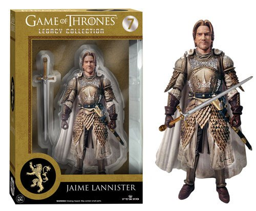 Game of Thrones Legacy Collection Series 2 Jaime Lannister