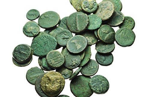 Rare Bronze Coin - 9