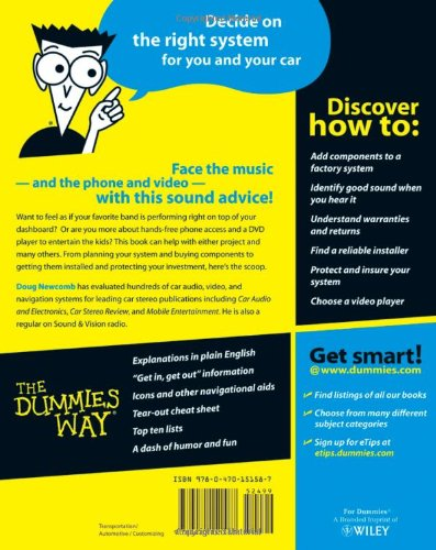 Car Audio For Dummies