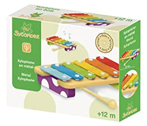 Au-Sycomore - Xilófono para niños (KOK2330) [Importado de Francia]