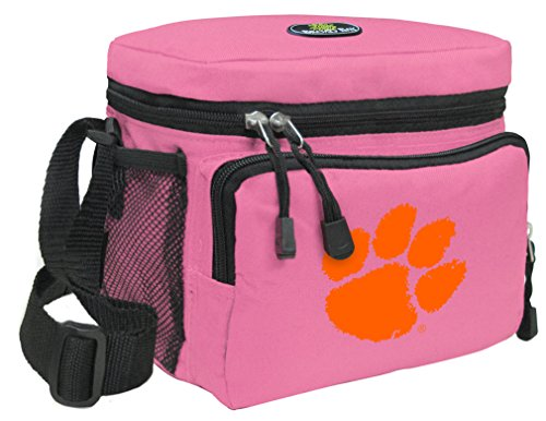 Broad Bay Clemson University Lunch Bag Womens & Girls Clemson Tigers Lunchboxes