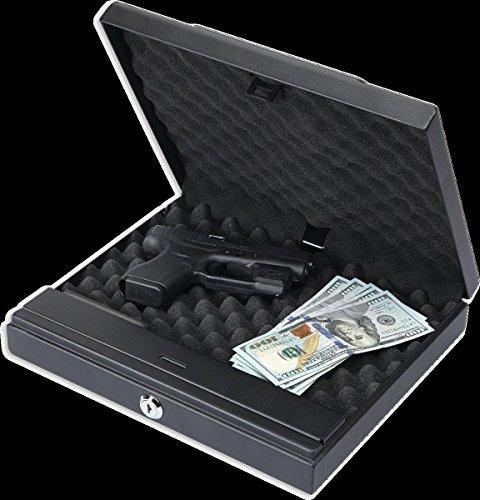 Bulldog Vaults Magnum Biometric Top Load Pistol Vault Black, 11.5 x 9.8 x 2.5'' by Bulldog Vaults (Image #3)