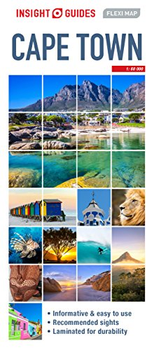 Insight Guides Flexi Map Cape Town (Insight Flexi Maps)