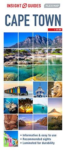 (Insight Guides Flexi Map Cape Town (Insight Flexi Maps))
