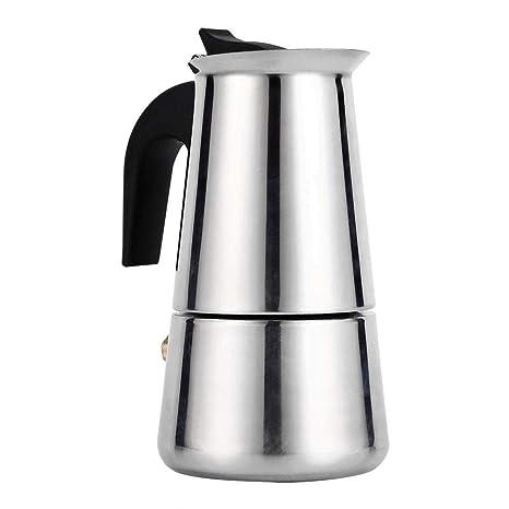 Cafetera eléctrica de acero inoxidable para cocinas de ...