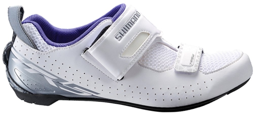 SHIMANO SH-TR5 Cycling Shoe - Women's White; 37 by SHIMANO