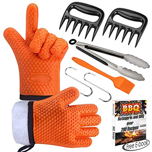 Markmesafe Silicone Cooking Grilling Accessories