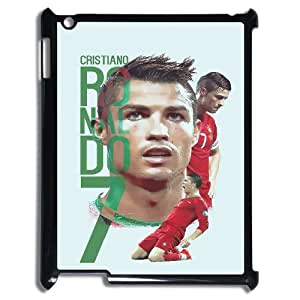 IPad 2,3,4 Phone Case for Cristiano Ronaldo pattern design GQCSRNAD851820