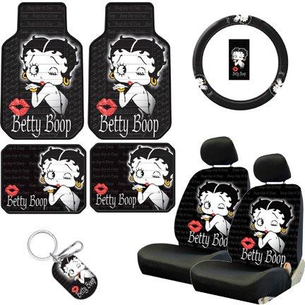 steering wheel betty boop - 5