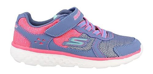 Skechers Skechersgo Run 400- Sparkle Sprinters - K - Go Run 400- Sparkle Sprinters Niños, Unisex: Amazon.es: Zapatos y complementos